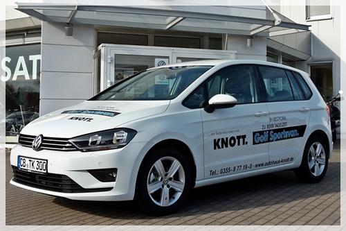VW Golf Sportsvan 1.2 Comfortline
