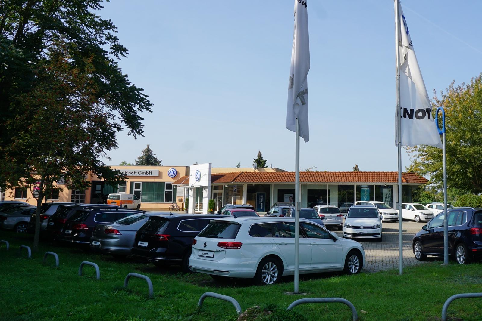 Autohaus Knott in Finsterwalde